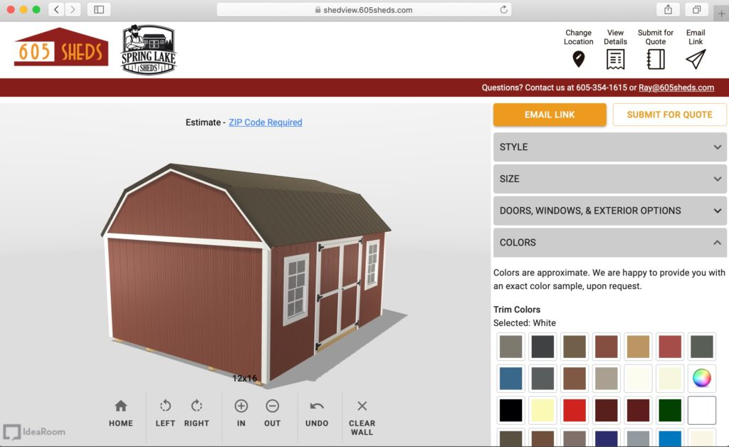 605 Sheds Uses Analytics from ShedView to Enhance Business