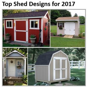 Our Three Favorite Social Media Channels for Shed Companies