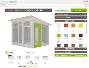 The order of configurator options matters